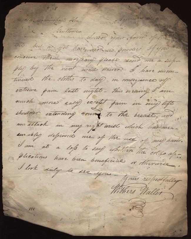 Box1/1819_1820Carmichael_Correspondence/1819Dec01/recto