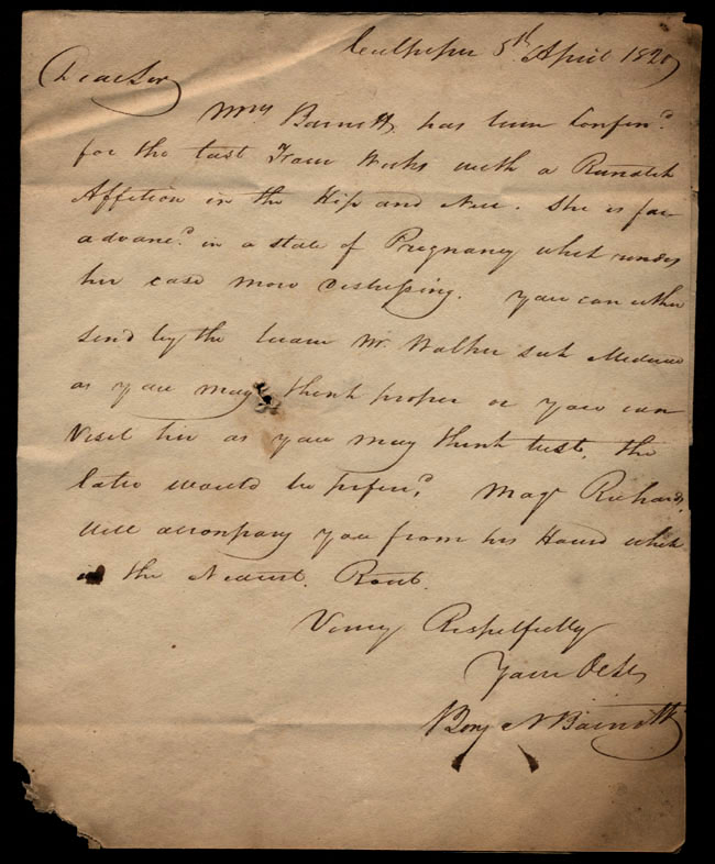 Box1/1819_1820Carmichael_Correspondence/1820Apr05/pg1