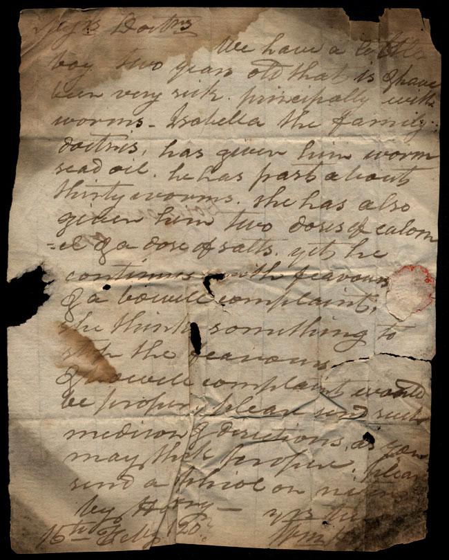 Box1/1819_1820Carmichael_Correspondence/1820Feb15/recto