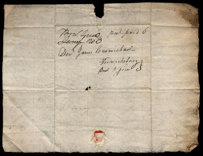 Box1/1819_1820Carmichael_Correspondence/1820Jan20/verso