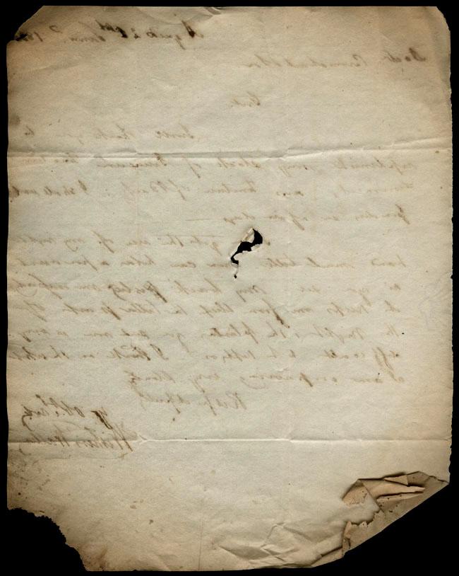 Box1/1819_1820Carmichael_Correspondence/1820Jan21/verso