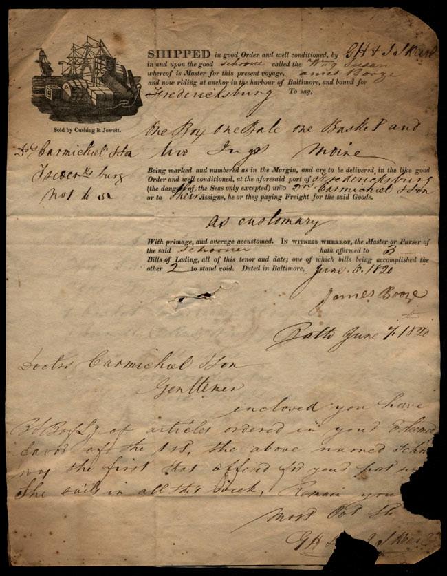 Box1/1819_1820Carmichael_Correspondence/1820Jun06/pg1
