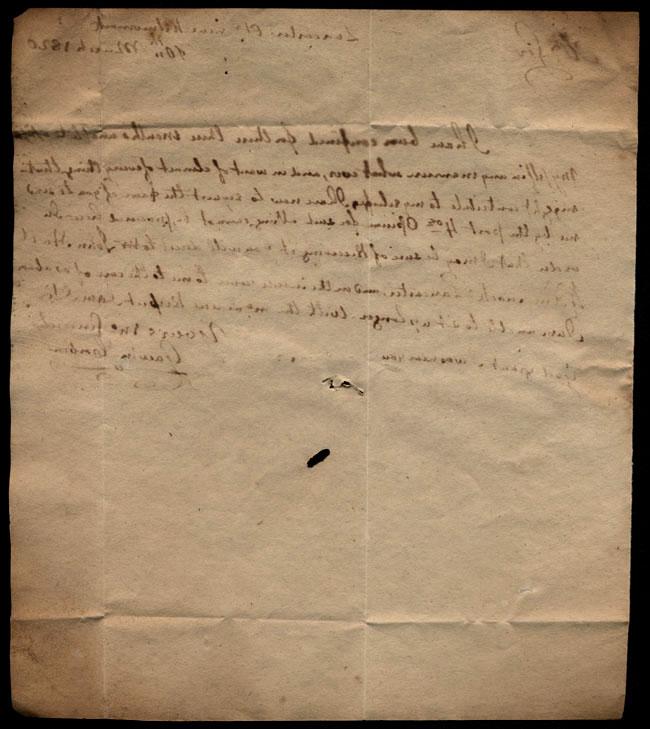 Box1/1819_1820Carmichael_Correspondence/1820Mar10/verso