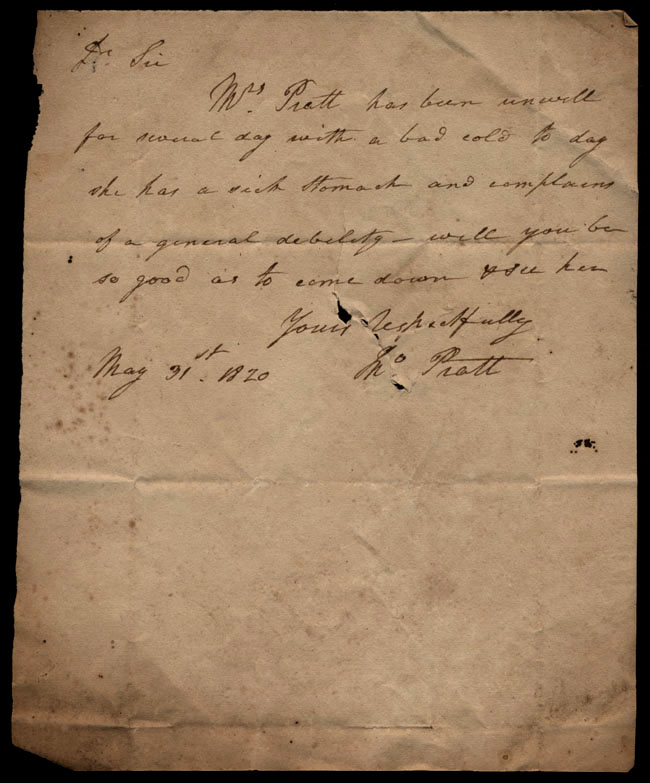 Box1/1819_1820Carmichael_Correspondence/1820May31/recto