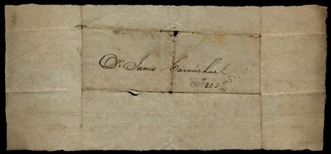 Box1/1819_1820Carmichael_Correspondence/1820Oct02/verso