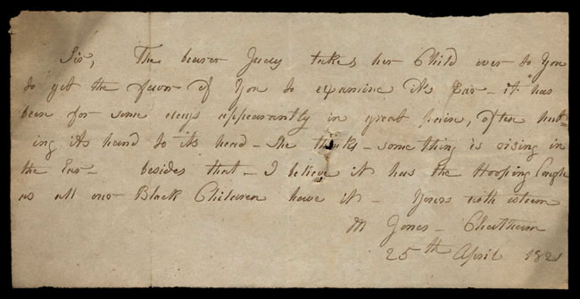 Box1/1821Carmichael_Correspondence/1821Apr25/recto