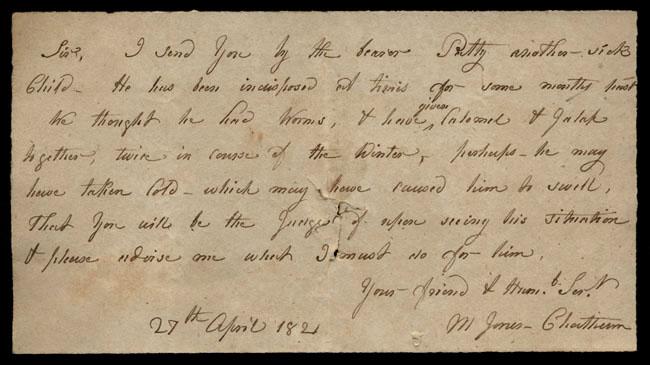 Box1/1821Carmichael_Correspondence/1821Apr27/recto