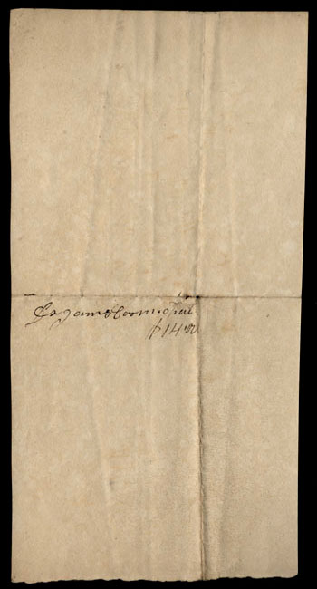 Box1/1821Carmichael_Correspondence/1821Aug15_Wright/verso