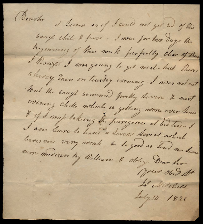 Box1/1821Carmichael_Correspondence/1821Jul14/recto