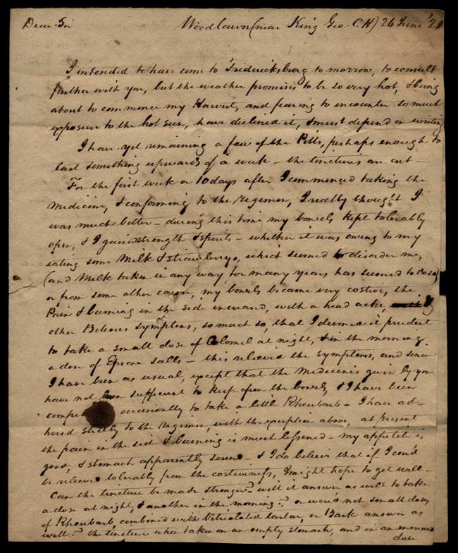 Box1/1821Carmichael_Correspondence/1821Jun26/pg1