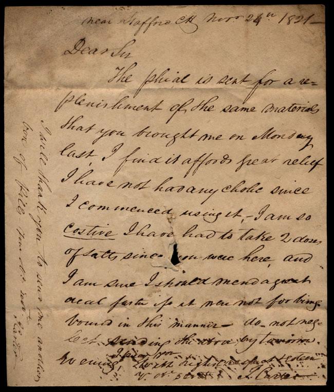 Box1/1821Carmichael_Correspondence/1821Nov24/pg1