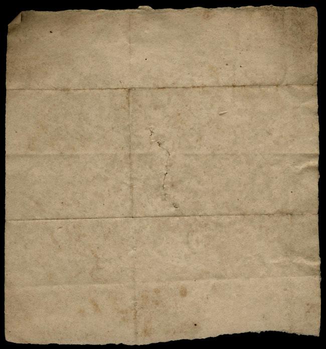 Box1/1821Carmichael_Correspondence/1821Oct20/verso