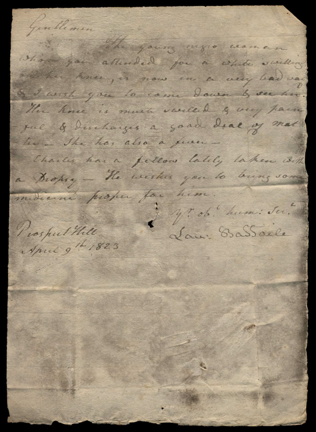 Box1/1823Jan_MayCarmichael_Correspondence/1823Apr09/recto