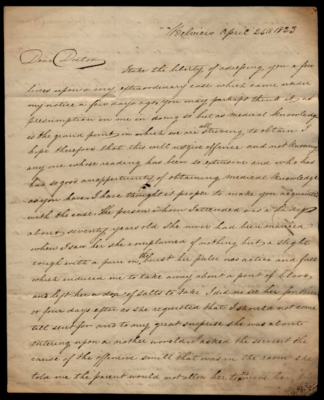 Box1/1823Jan_MayCarmichael_Correspondence/1823Apr26/pg1