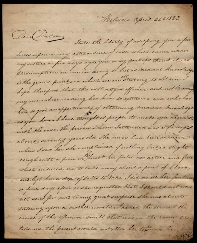 Box1/1823Jan_MayCarmichael_Correspondence/1823Apr26/pg1