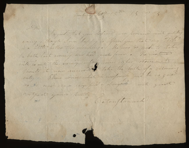 Box1/1823Jan_MayCarmichael_Correspondence/1823Feb15/recto