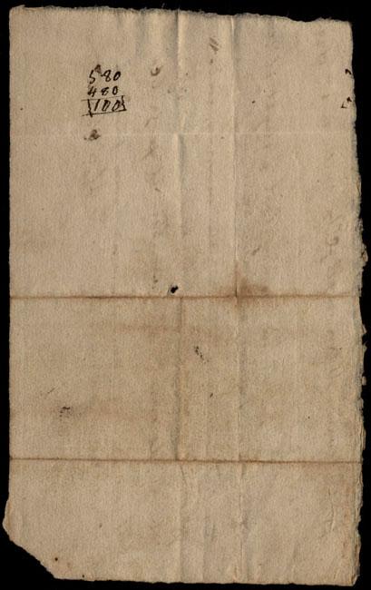 Box1/1823Jan_MayCarmichael_Correspondence/1823Mar05/verso