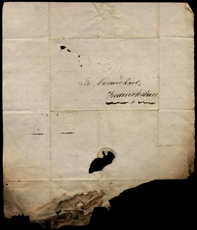 Box1/1823Jan_MayCarmichael_Correspondence/1823May09_Morson/verso