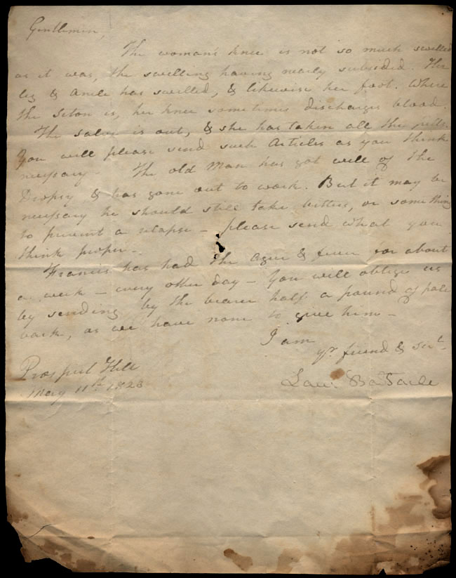 Box1/1823Jan_MayCarmichael_Correspondence/1823May11/recto