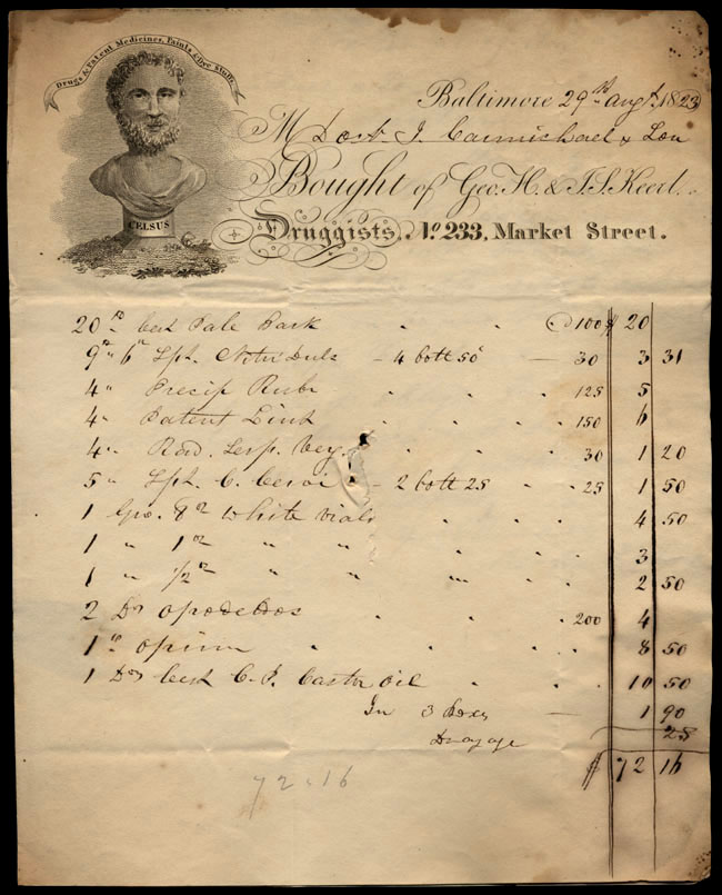 Box1/1823Jun_DecCarmichael_Correspondence/1823Aug29/pg1