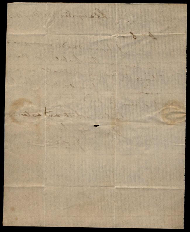 Box1/1823Jun_DecCarmichael_Correspondence/1823Aug31/verso