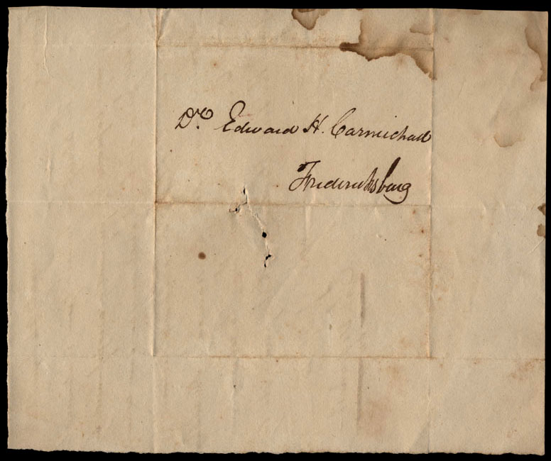 Box1/1823Jun_DecCarmichael_Correspondence/1823Jun24/verso