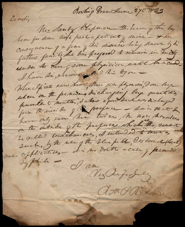 Box1/1823Jun_DecCarmichael_Correspondence/1823Jun27/recto