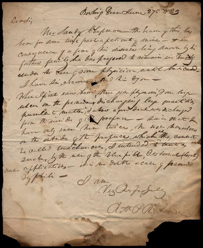 Box1/1823Jun_DecCarmichael_Correspondence/1823Jun27/recto