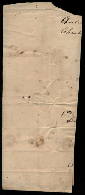 Box1/1824Carmichael_Correspondence/1824Aug15/verso