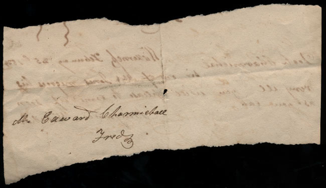 Box1/1824Carmichael_Correspondence/1824Feb25/verso