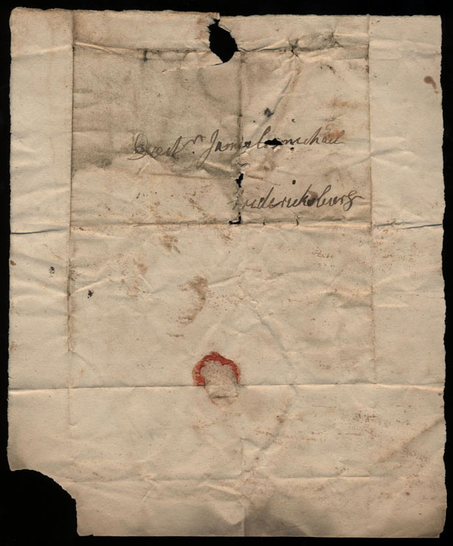 Box1/1824Carmichael_Correspondence/1824Jan11/verso