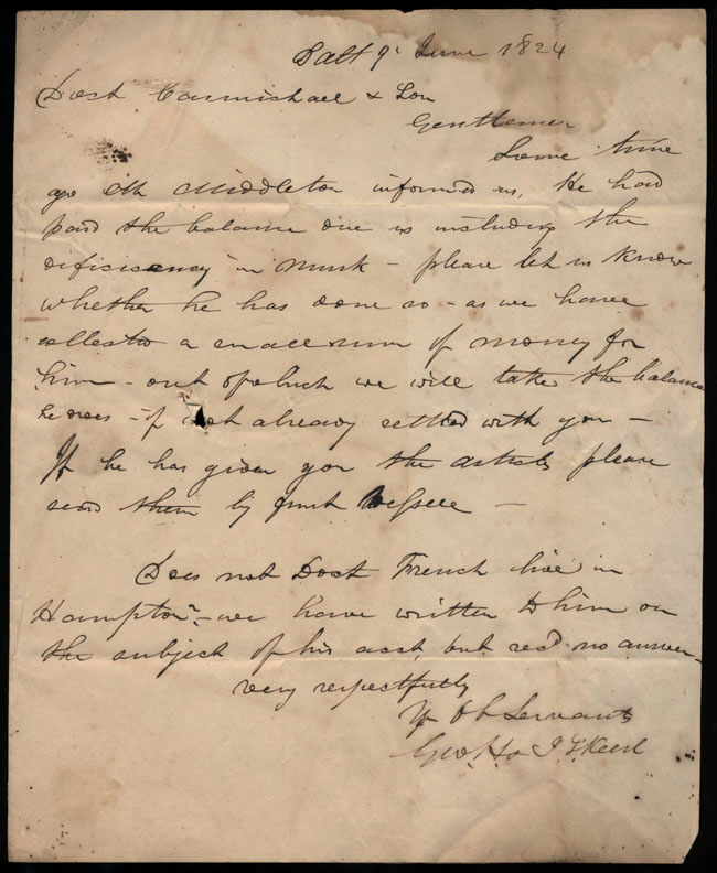 Box1/1824Carmichael_Correspondence/1824Jun09/pg1