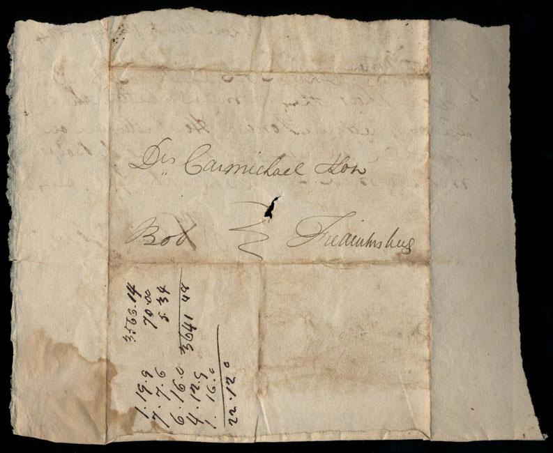 Box1/1824Carmichael_Correspondence/1824Jun12/verso