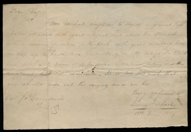 Box1/1824Carmichael_Correspondence/1824Jun18/recto