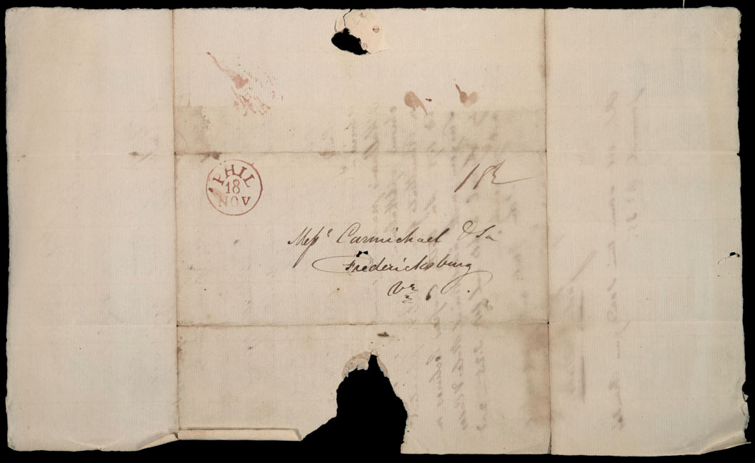 Box1/1824Carmichael_Correspondence/1824Nov18/verso
