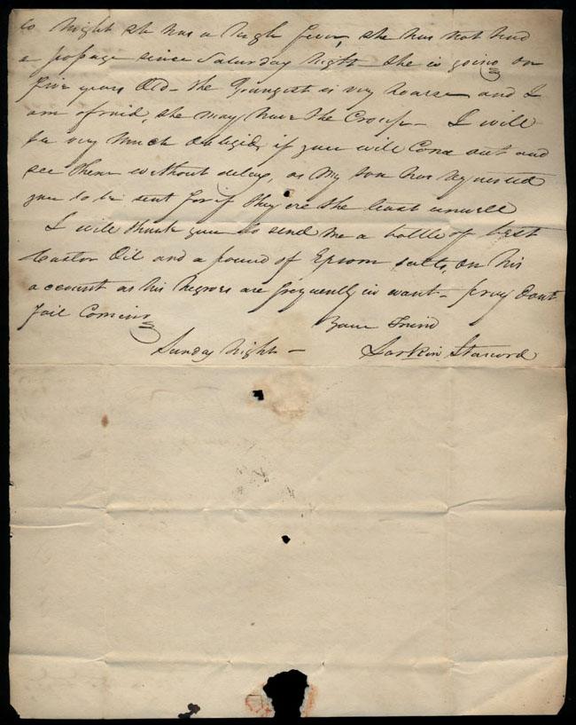 Box1/1824Carmichael_Correspondence/1824Oct23/verso