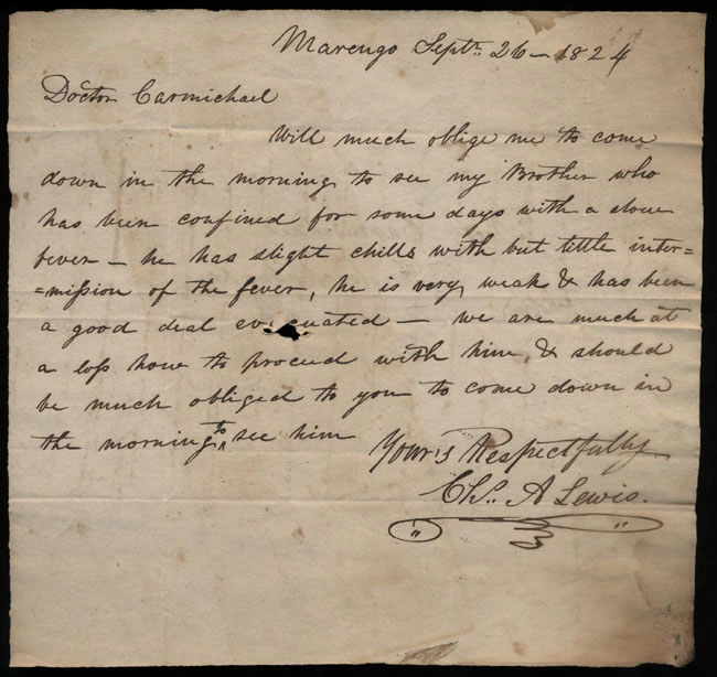 Box1/1824Carmichael_Correspondence/1824Sep26/recto