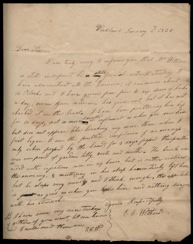 Box2/1825Carmichael_Correspondence/1825Jan02/pg1