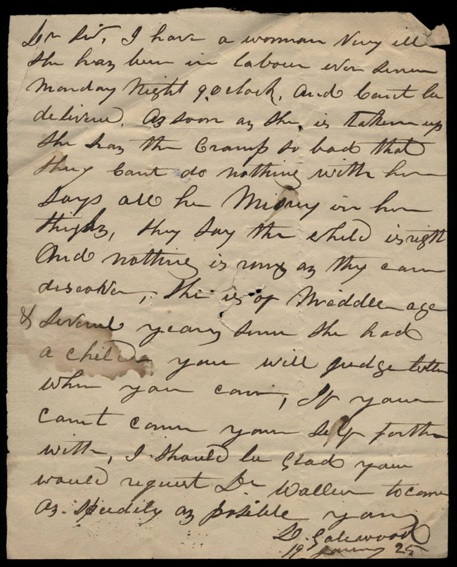 Box2/1825Carmichael_Correspondence/1825Jan19/recto