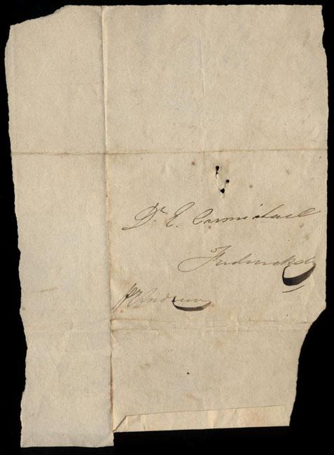 Box2/1825Carmichael_Correspondence/1825Jul16/verso