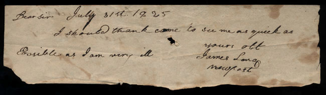 Box2/1825Carmichael_Correspondence/1825Jul31/recto