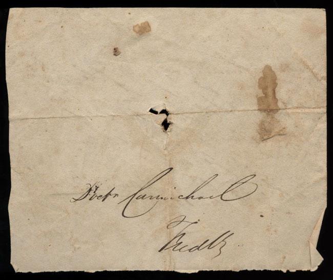 Box2/1825Carmichael_Correspondence/1825Jun28/verso