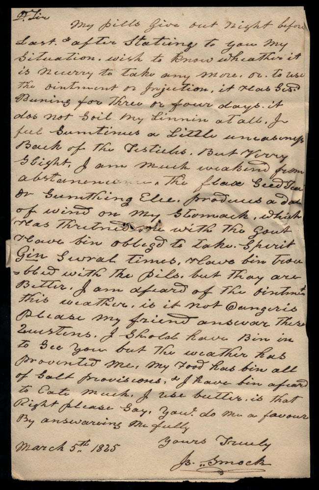 Box2/1825Carmichael_Correspondence/1825Mar05/pg1