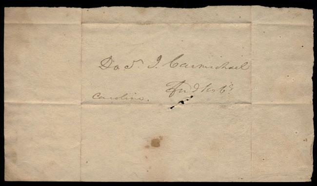 Box2/1825Carmichael_Correspondence/1825Sep16/verso