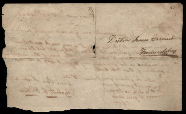 Box2/1826Carmichael_Correspondence/1826Feb28_Withers/verso