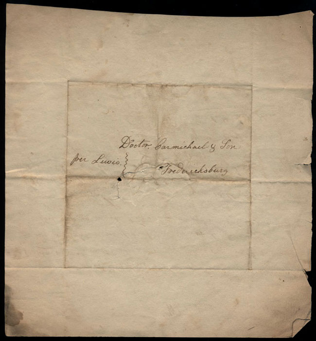 Box2/1826Carmichael_Correspondence/1826Jan19/verso