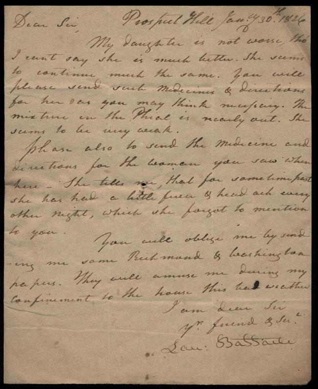 Box2/1826Carmichael_Correspondence/1826Jan30/pg1