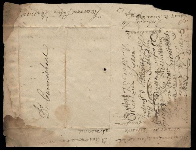 Box2/1827Carmichael_Correspondence/1827Aug09/verso