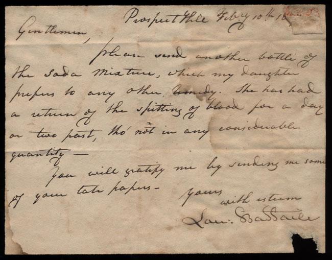 Box2/1827Carmichael_Correspondence/1827Feb10/recto