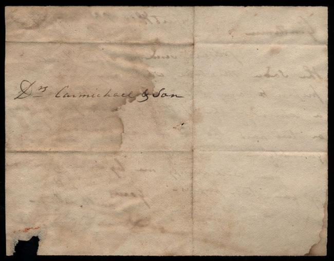 Box2/1827Carmichael_Correspondence/1827Feb10/verso